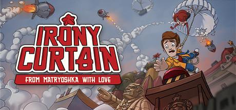 Irony Curtain From Matryoshka with Love Capa