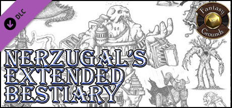 Fantasy Grounds - Nerzugal's Extended Bestiary (5E)