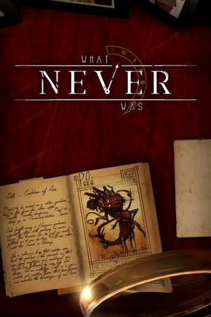 What Never Was poster image on Steam Backlog