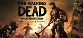 The Walking Dead: The Final Season cover art