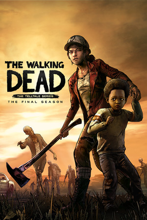 The Walking Dead: The Final Season poster image on Steam Backlog
