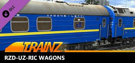 TANE DLC - RZD-UZ-RIC Wagons