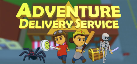 Adventure Delivery Service banner