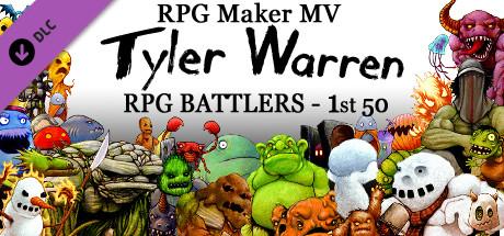 RPG Maker MV - Tyler Warren RPG Battlers - 1st 50