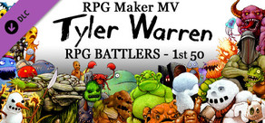 RPG Maker MV - Tyler Warren RPG Battlers - 1st 50