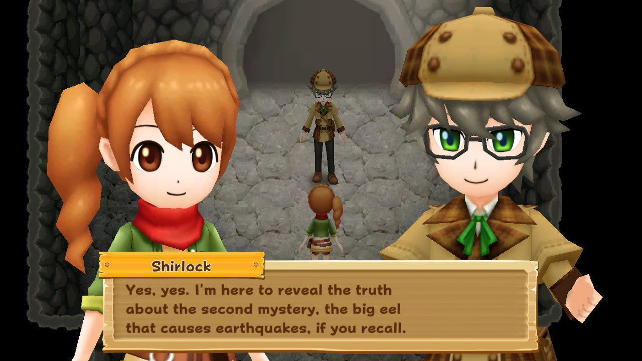 Harvest Moon: Light of Hope Special Edition - New Marriageable Characters  Pack
