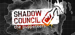 Shadow Council: The Puppeteers cover art