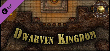 Fantasy Grounds - Paths to Adventure: Dwarven Kingdom (Map Pack)