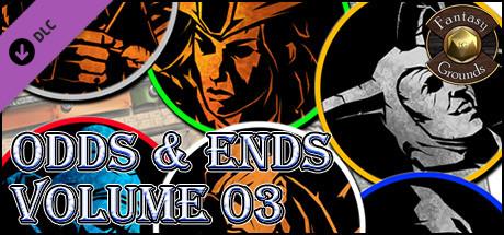 Fantasy Grounds - Odds & Ends, Volume 3 (Token Pack)