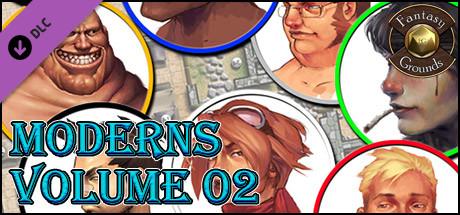 Купить Fantasy Grounds - Moderns, Volume 2 (Token Pack) (DLC)