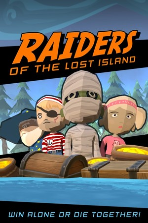 Raiders Of The Lost Island poster image on Steam Backlog