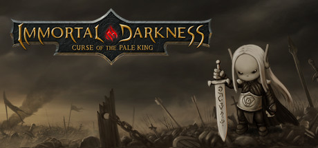 Immortal Darkness Curse of The Pale King Capa