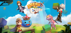 Arena of Cube cover art