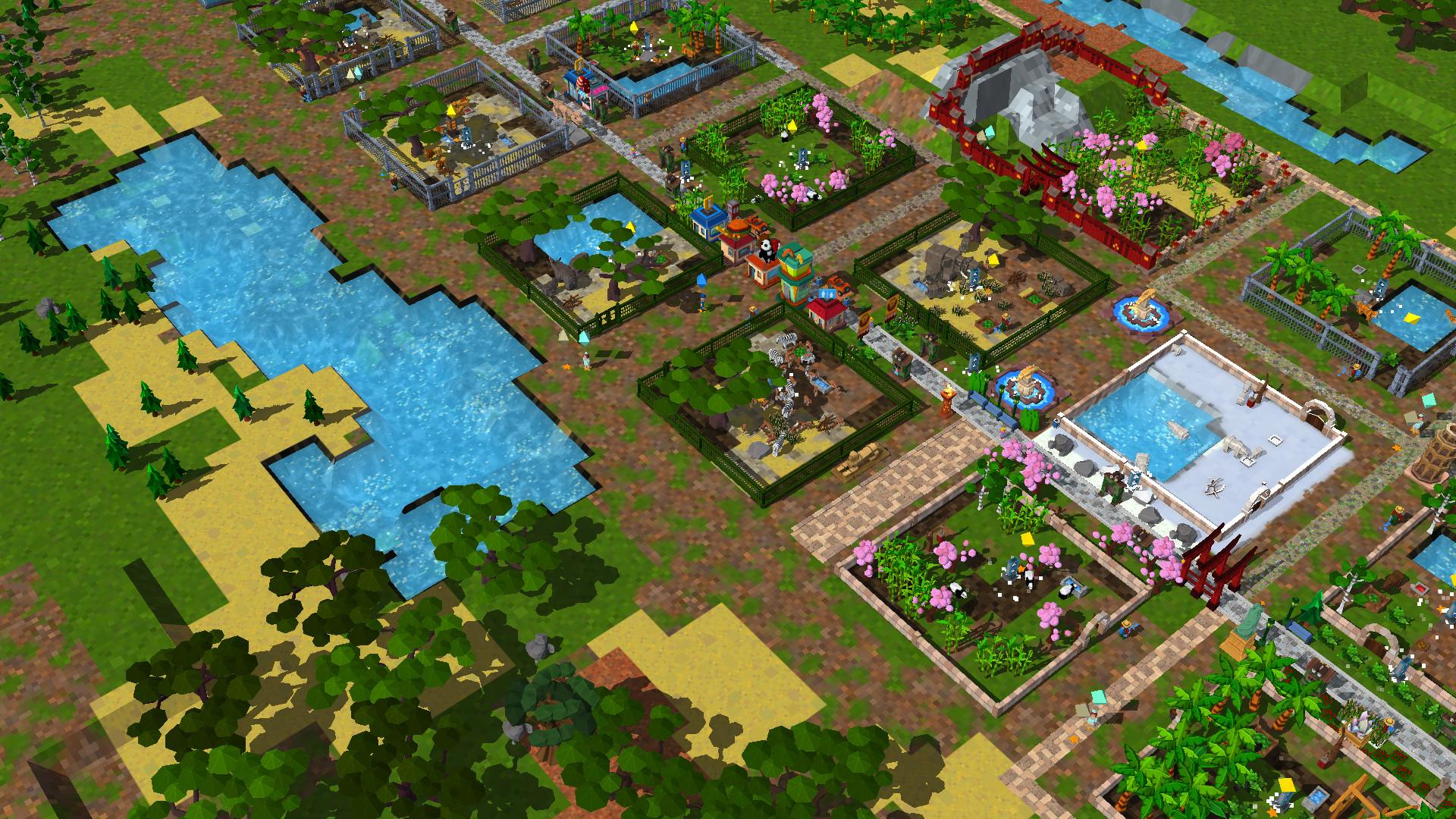 Zoo Constructor Screenshot 2