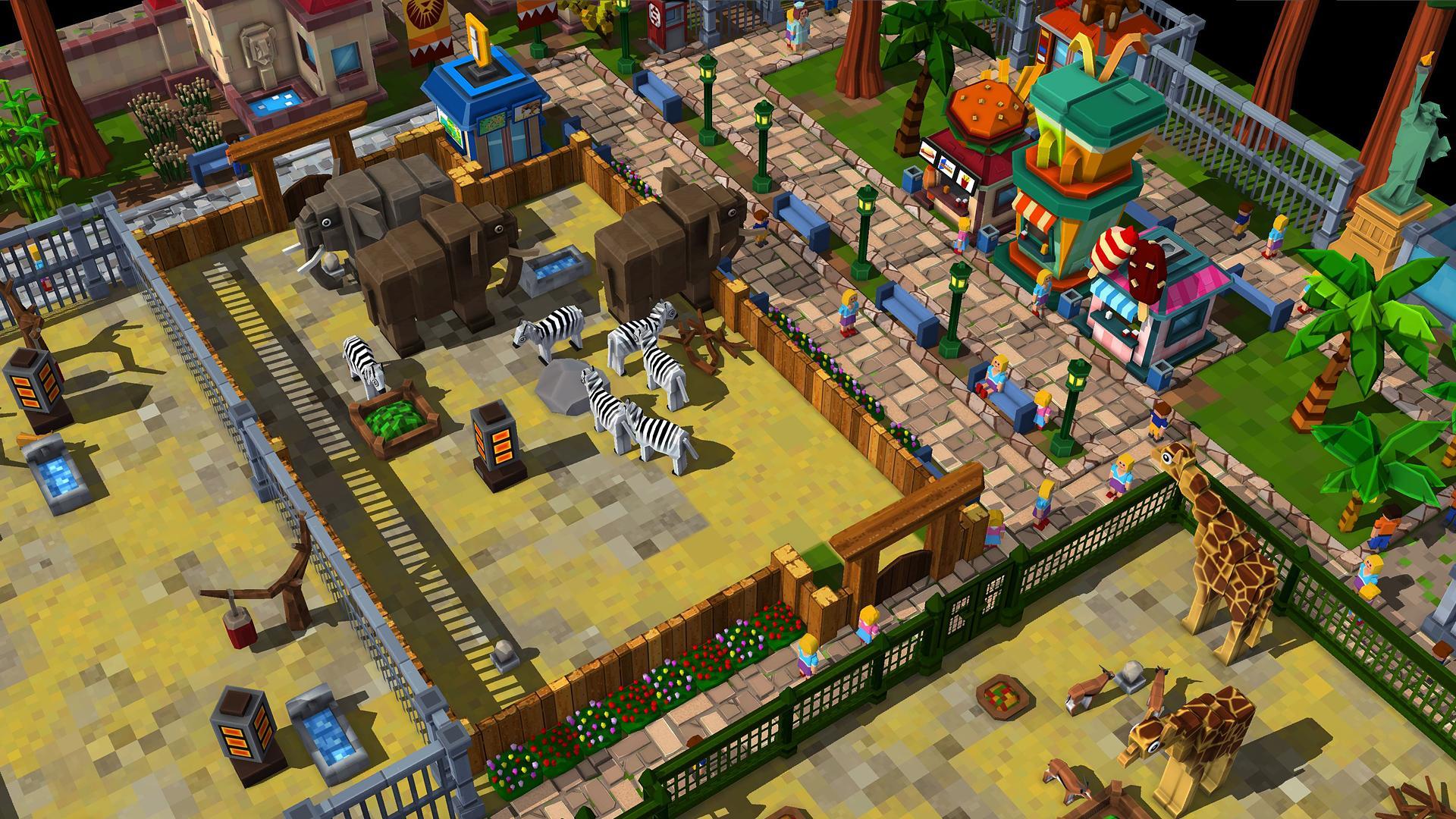 Zoo Constructor Screenshot 1
