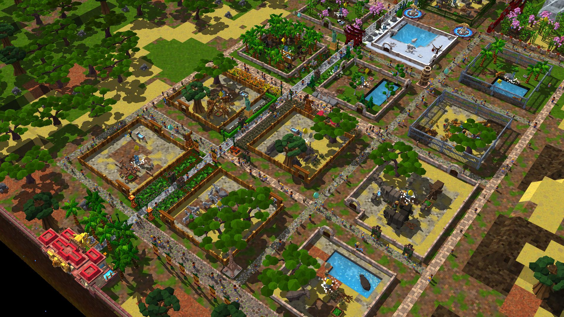 Zoo Constructor Screenshot 3