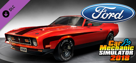 Car Mechanic Simulator 2018 - Ford DLC