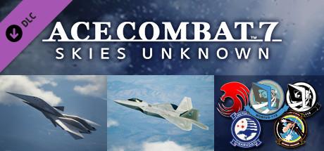 ACE COMBAT 7: SKIES UNKNOWN - ADF-11F Raven Set