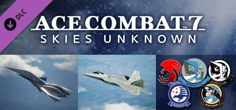 ACE COMBAT™ 7: SKIES UNKNOWN – ADF–11F Raven Set