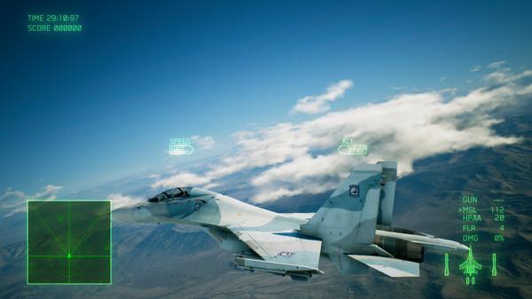 ACE COMBAT™ 7: SKIES UNKNOWN - ADF-11F Raven Set (DLC)