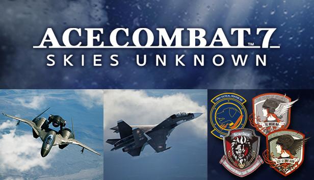ACE COMBAT™ 7: SKIES UNKNOWN - ADF-01 FALKEN Set - Info