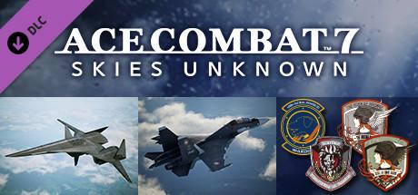ACE COMBAT 7: SKIES UNKNOWN - ADF-01 FALKEN Set