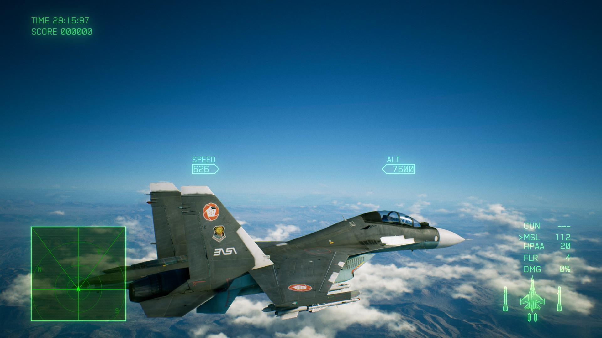 ACE COMBAT™ 7: SKIES UNKNOWN - ADF-01 FALKEN Set