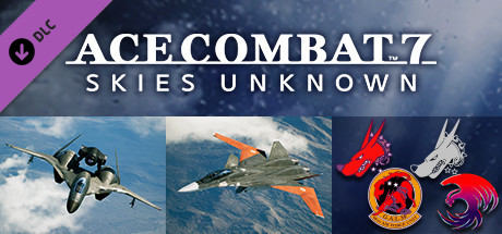 View ACE COMBAT™ 7: SKIES UNKNOWN - ADFX-01 Morgan Set on IsThereAnyDeal