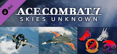 ACE COMBAT 7: SKIES UNKNOWN - ADFX-01 Morgan Set