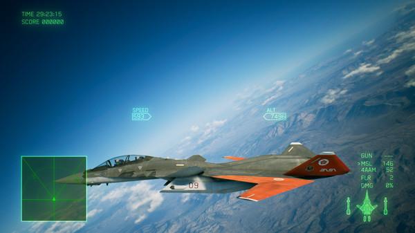 ACE COMBAT™ 7: SKIES UNKNOWN - ADFX-01 Morgan Set (DLC)