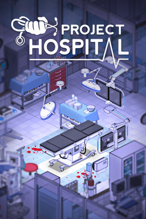 Project Hospital poster image on Steam Backlog