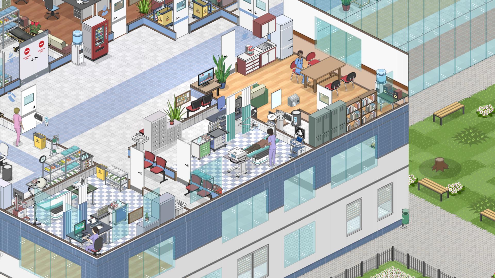 project hospital apk торрент