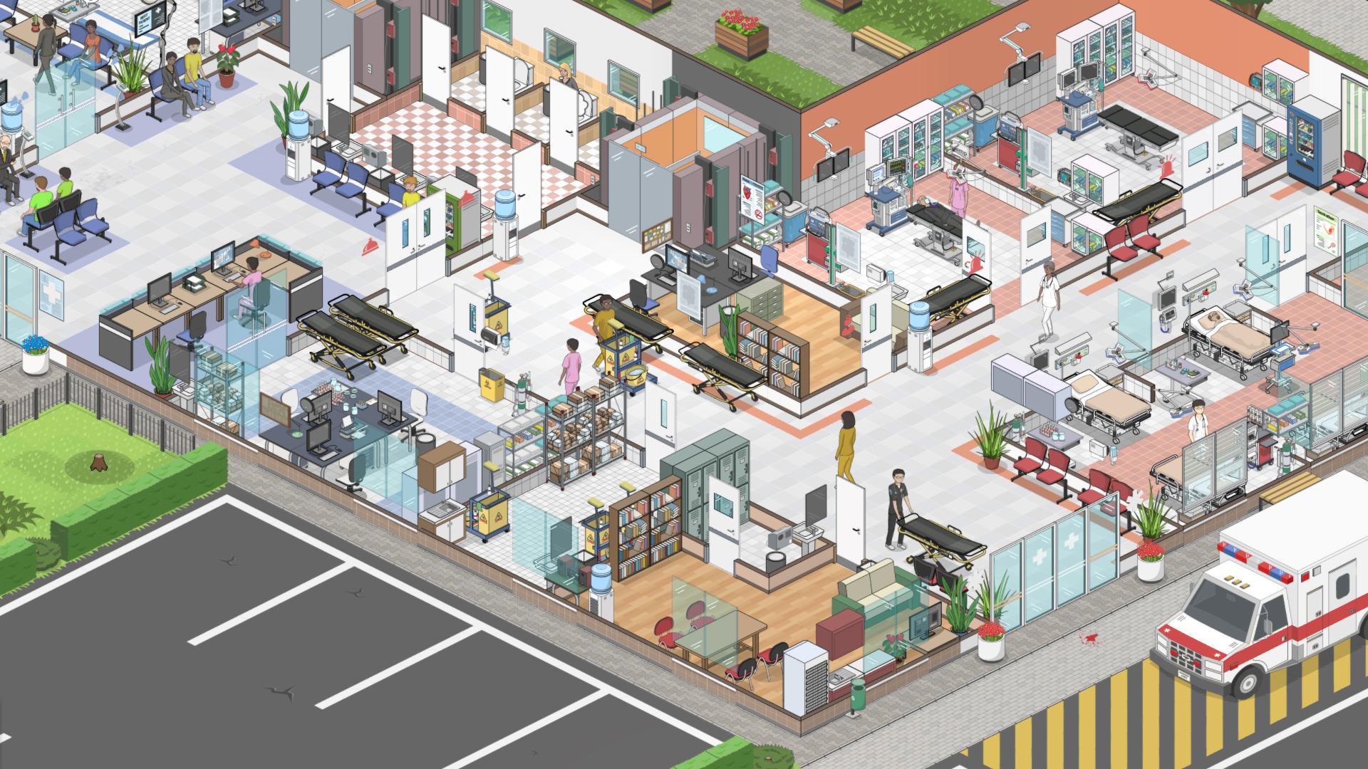 Project Hospital Resimleri