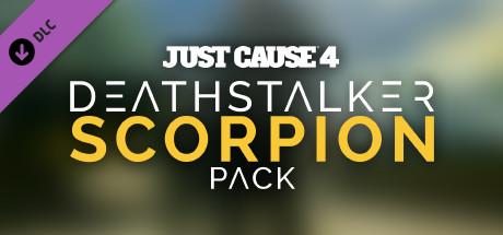 Just Cause 4: Deathstalker Scorpion Pack