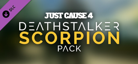 Just Cause 4: Deathstalker Scorpion Pack