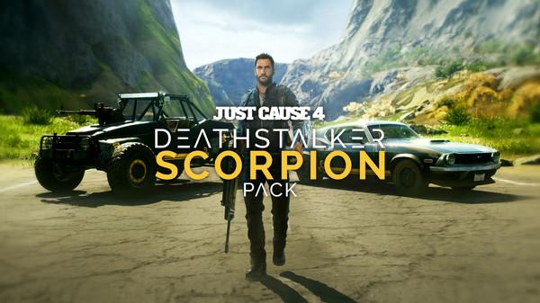 скриншот Just Cause 4: Deathstalker Scorpion Pack 0