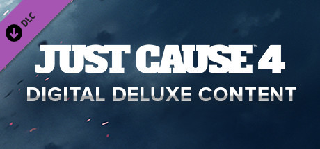 Just Cause 4: Digital Deluxe Content