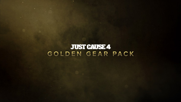скриншот Just Cause 4: Golden Gear Pack 0