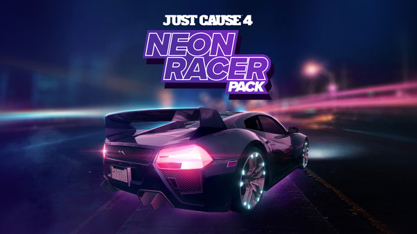 скриншот Just Cause 4: Neon Racer Pack 0