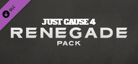 Just Cause 4: Renegade Pack