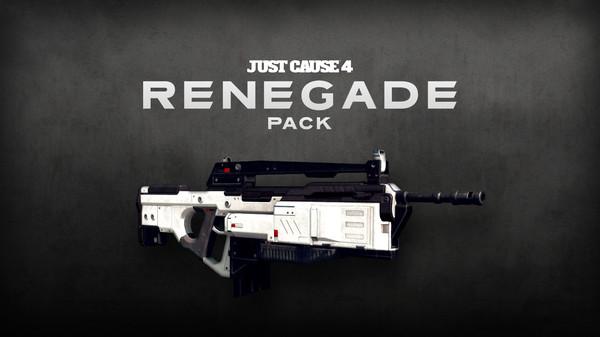 скриншот Just Cause 4: Renegade Pack 0