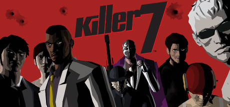 killer7 cover art