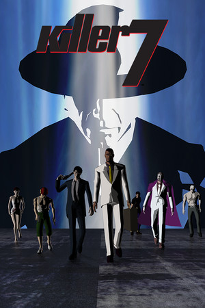 killer7 poster image on Steam Backlog