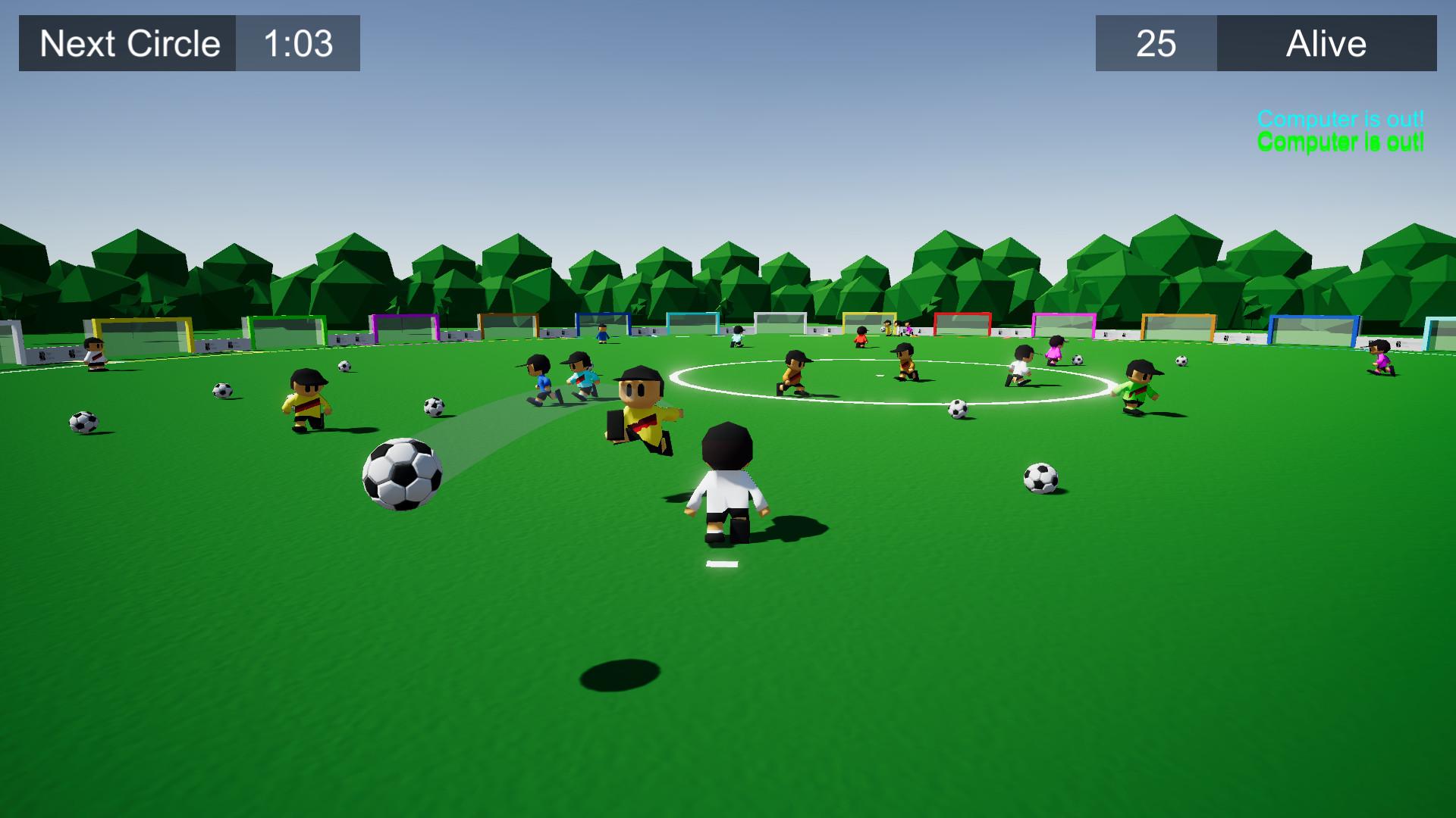 Hasil gambar untuk Soccer battle royale steam