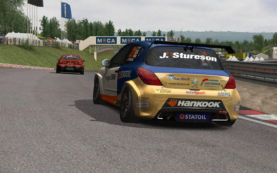 STCC - The Game 1 - Expansion Pack for RACE 07