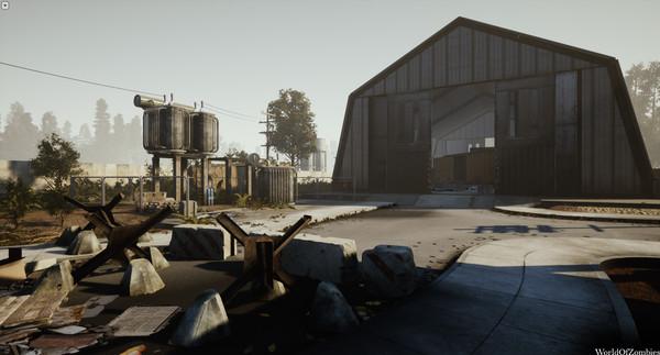 скриншот World of Zombies 1