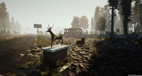 скриншот World of Zombies 4