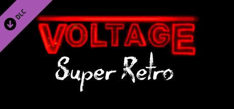 Voltage Super Retro cover art