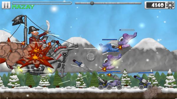 BattleStar Mazay