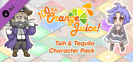 100% Orange Juice Tsih & Tequila Character Pack